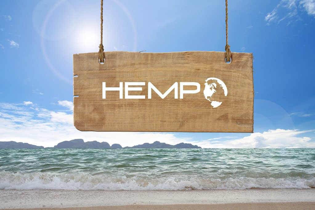 Hemp wood